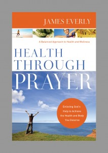 Health Through Prayer Front Cover